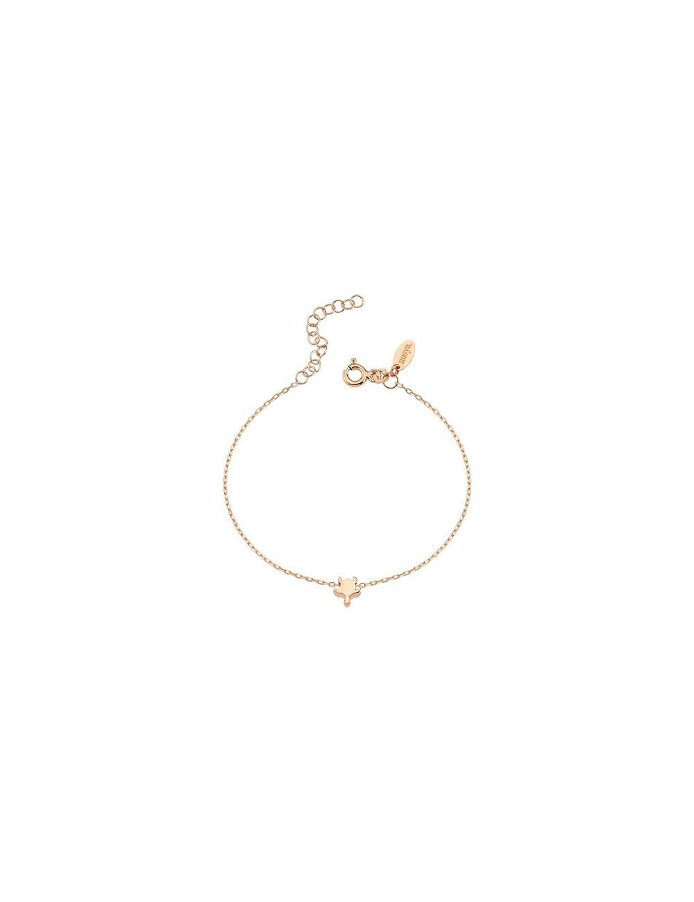 bracelet argent tortue